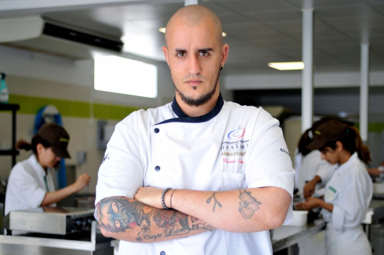 Chef Cuisinier & Pâtissier Vincent Catala