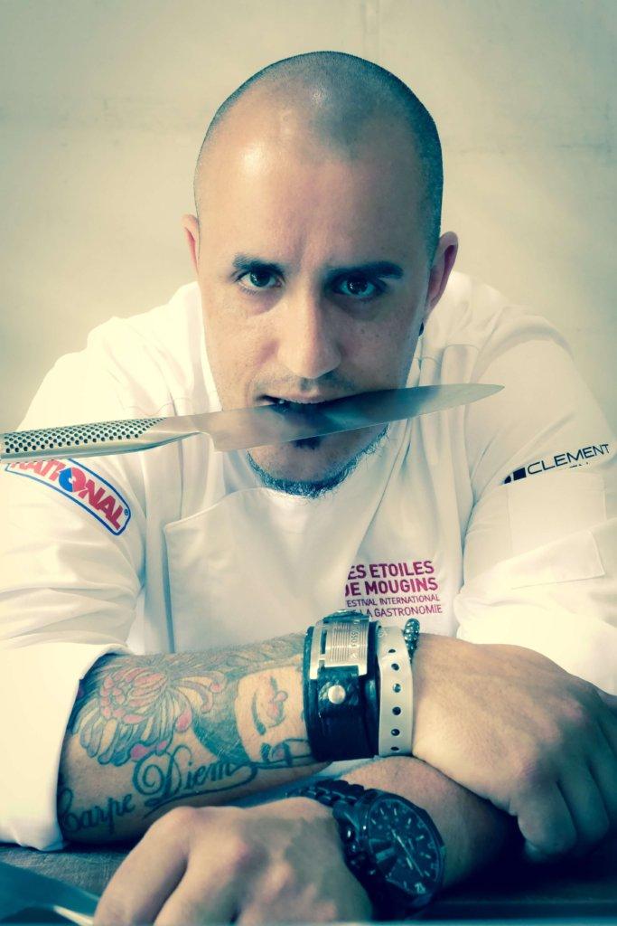 Chef cuisinier et pâtissier Vincent Catala - consultant