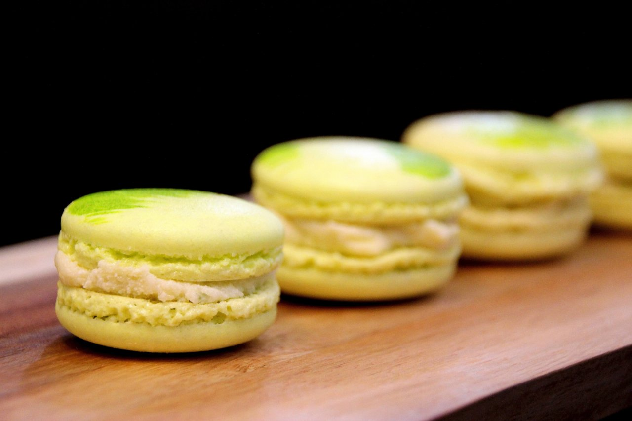 Macarons by Vincent Catala