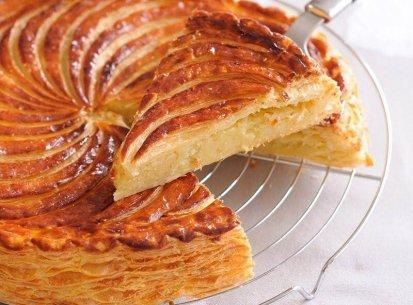 Cake of the Kings Frangipane