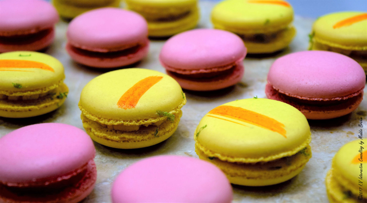 Macarons by Vincent Catala Chef Pâtissier & Cuisinier/French Private Kitchen & Pastry Chef - Catering in Miami