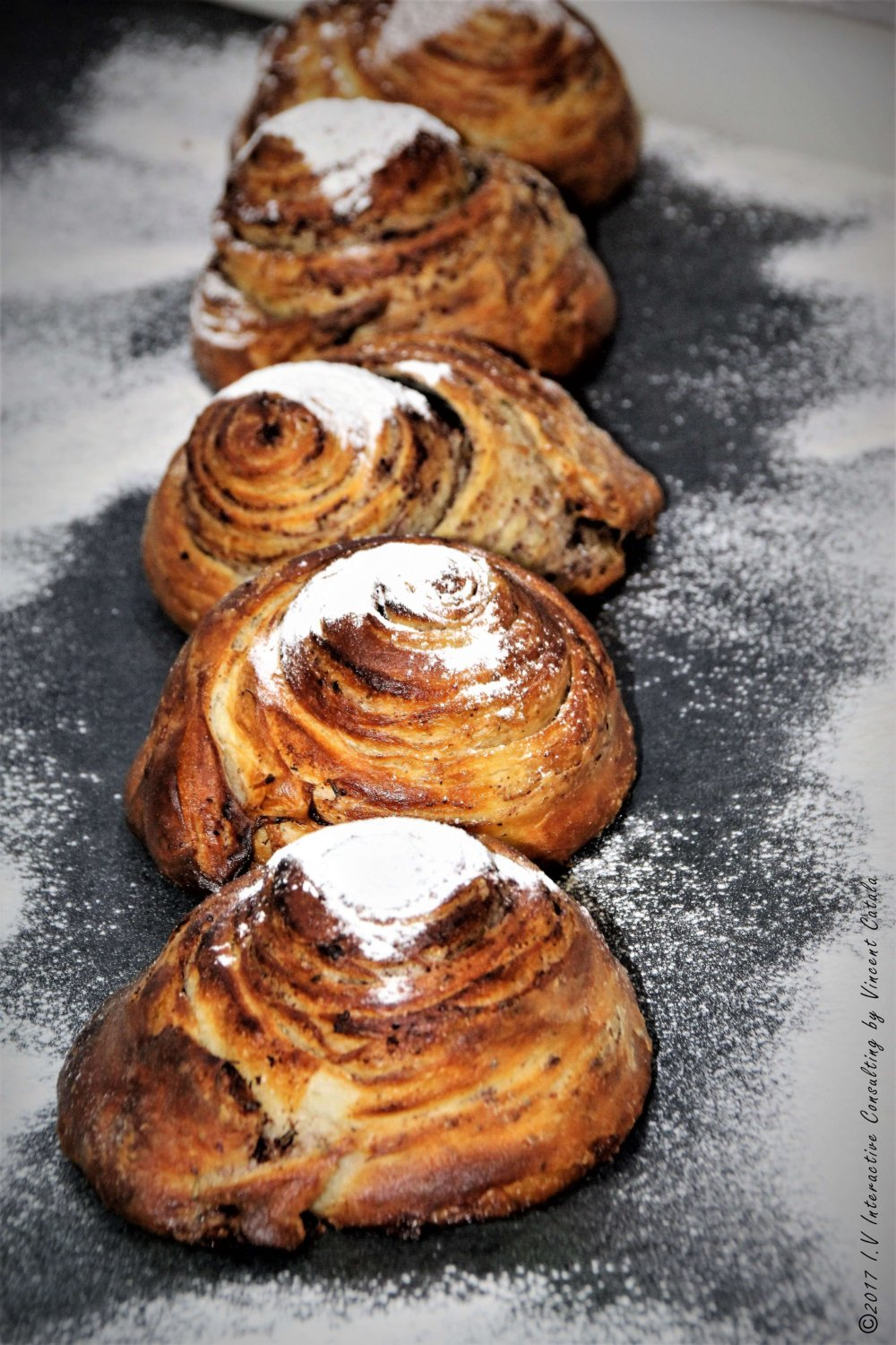 Onion breads by Vincent Catala Chef Pâtissier & Cuisinier/French Private Cuisine & Pastry Chef - Catering in Miami
