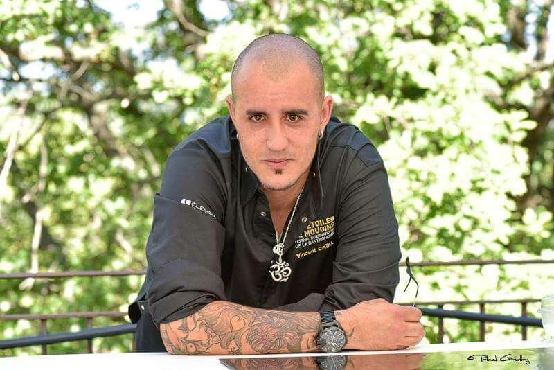 Chef pâtissier et cuisinier Vincent Catala - consultant